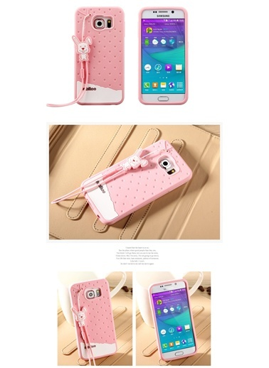 Samsung Galaxy S6 Candy Kılıf -Fabitoo